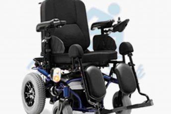 Alquiler de silla de ruedas eléctrica deluxe con excelentes prestaciones en Las Palmas Gran Canaria con MibienStar