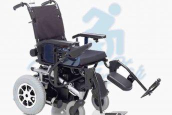 Alquiler de silla de ruedas eléctrica con respaldo reclinable en manillas en Las Palmas Gran Canaria con MibienStar