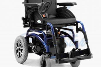 Alquiler de silla de ruedas eléctrica estándar en Las Palmas Gran Canaria con MibienStar