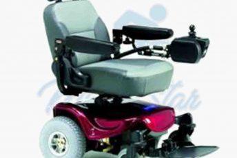 Alquiler de silla de ruedas eléctrica de interior en Las Palmas Gran Canaria con MibienStar