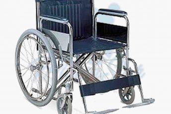 Alquiler de silla de ruedas extragrande XL en Las Palmas Gran Canaria con MibienStar