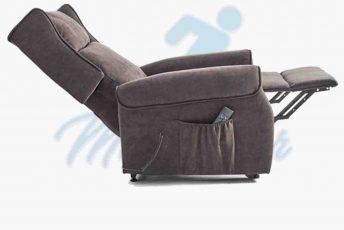 Alquiler de sillón de hospital relax elevando piernas eléctrico en Las Palmas Gran Canaria