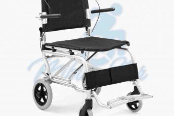 Alquiler de silla de ruedas ligera de interior para anciano o movilidad reducida o minusválido en Las Palmas de Gran Canaria con posibilidad de opción a compra con MibienStar