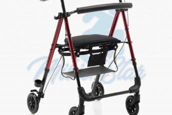 Alquiler de andador con ruedas alto para caminar taca taca para anciano en Las Palmas de Gran Canaria con posibilidad de opción a compra con MibienStar