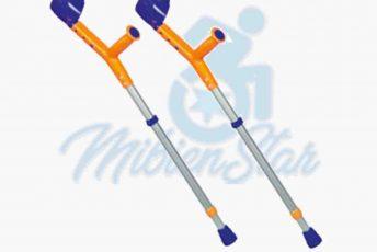 Alquiler de muletas o bastones infantiles para niños y niñas en Las Palmas de Gran Canaria con posibilidad de opción a compra con MibienStar