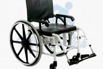 Alquiler de sillas de ruedas grandes para ducha y ayudas técnicas en Las Palmas de Gran Canaria con posibilidad de opción a compra con MibienStar