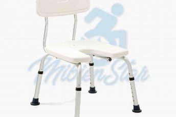 Alquiler de silla sin ruedas para ducha o baño o aseo para anciano o movilidad reducida o minusválido en Las Palmas Gran Canaria