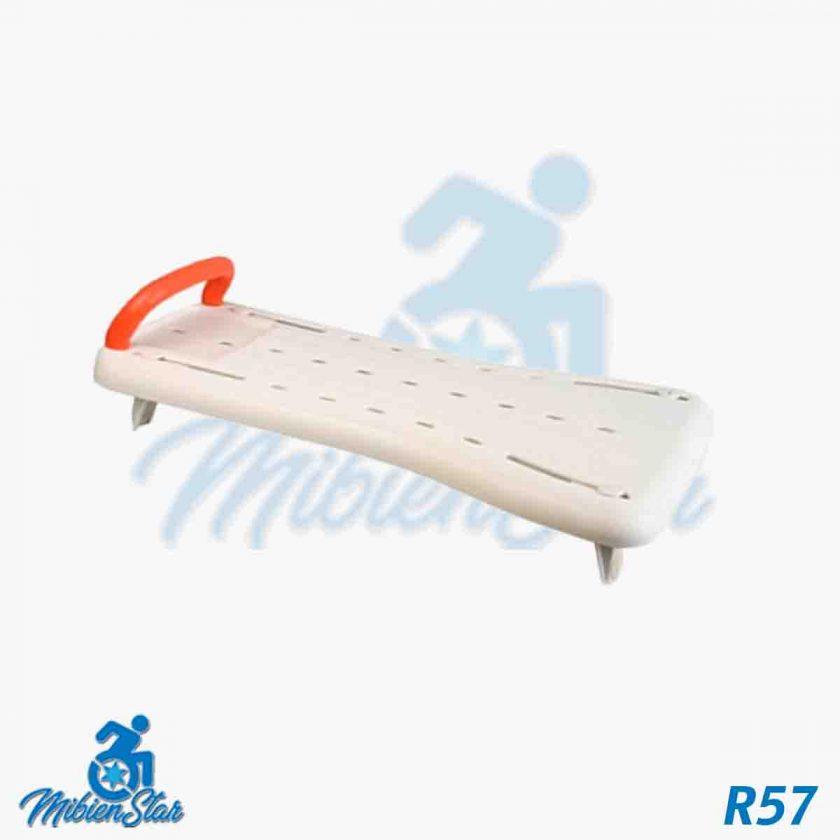 Alquiler de tabla o asiento para bañera o baño o aseo para anciano con movilidad reducida o minusválido en Las Palmas Gran Canaria
