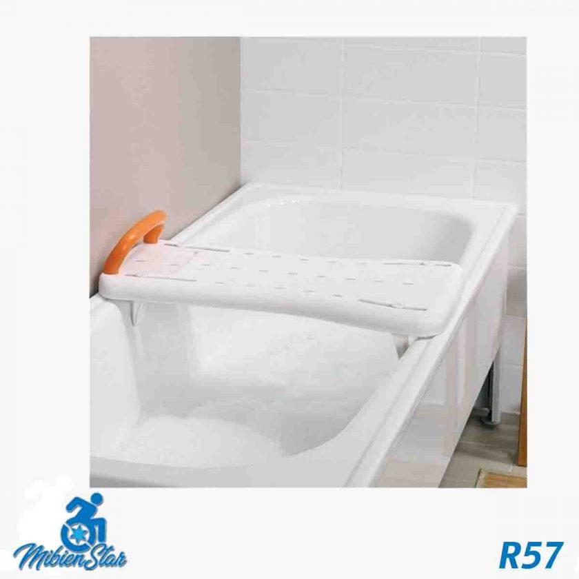 Alquiler de tabla asiento para bañera o baño o aseo para anciano con movilidad reducida o minusválido en Las Palmas Gran Canaria
