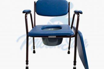 Alquiler de silla inodoro baño sin ruedas para anciano con movilidad reducida o minusválido en Las Palmas Gran Canaria