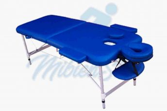 Alquiler de camilla plegable de masajes o terapia para fisioterapia o rehabilitación en Las Palmas Gran Canaria