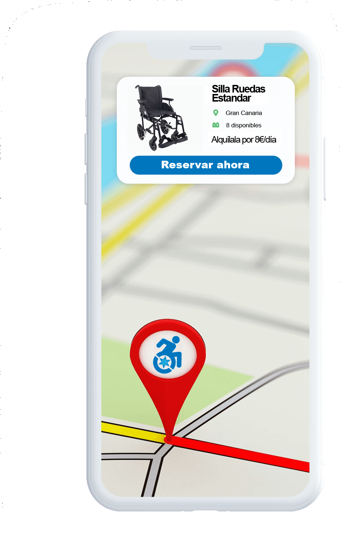 MibienStar - Tienda online de alquiler de equipamiento de ortopedia en Las Palmas Gran Canaria
