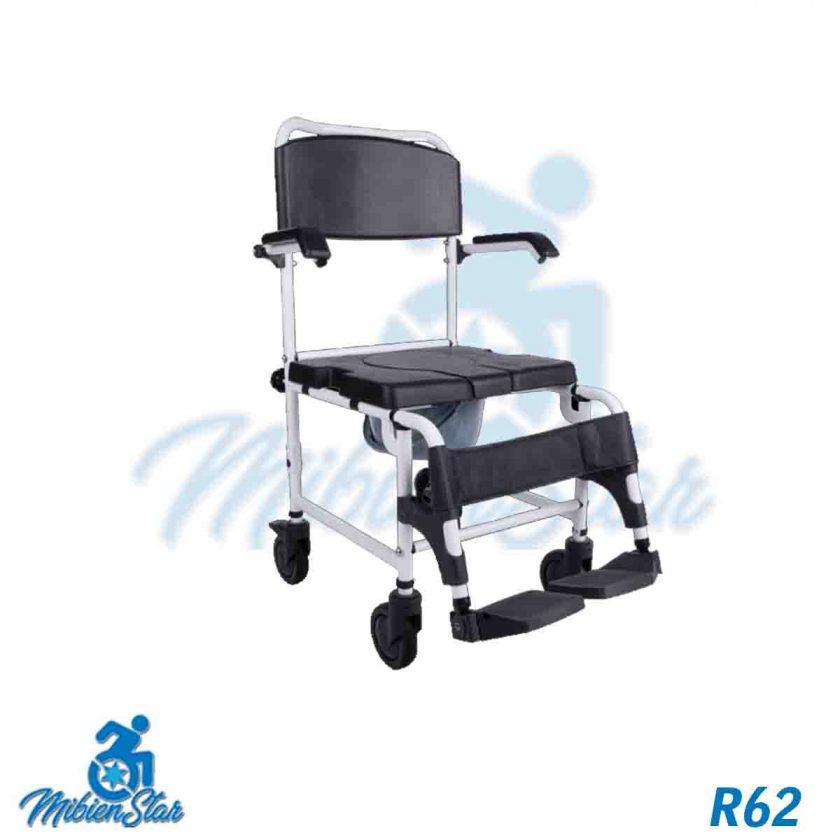 Alquiler de silla de ruedas de ducha con inodoro en Las Palmas Gran Canaria para residentes