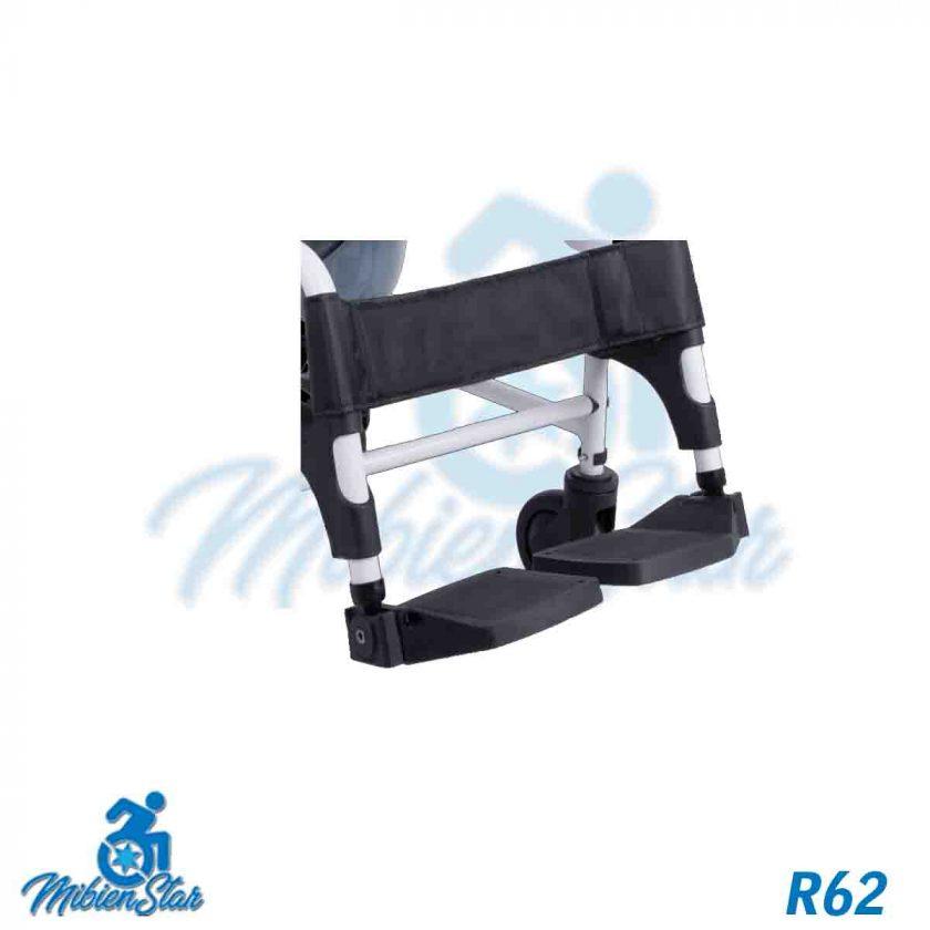 Alquiler de silla de ruedas con inodoro en Las Palmas Gran Canaria para residentes
