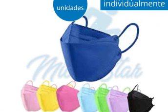 mascarillas ffp2 3d de colores en Las Palmas en oferta